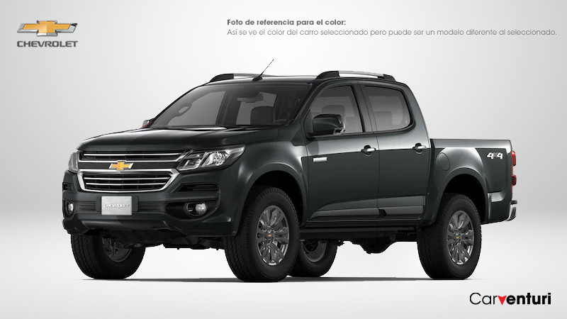 Chevrolet Colorado Ltz 2.8 4x4 Mt 2020