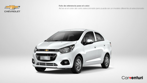 Chevrolet Beat Ls Ac 1.2 4p 4x2 Tm 2021