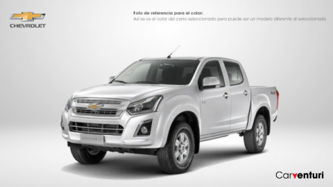 Chevrolet D Max Cd 2.5l Dsl Crd 4x4 2020