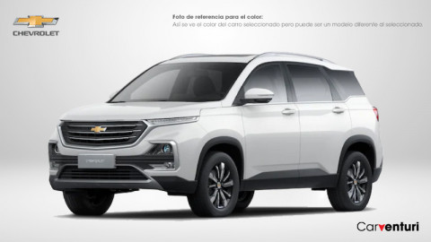 Chevrolet Captiva Lt Turbo Ac 1.5 At 2020