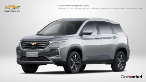 Chevrolet Captiva Premier Turbo Ac 1.5 At 2020