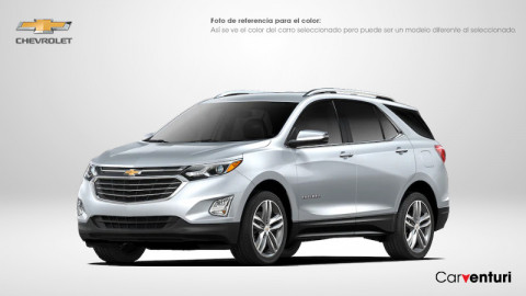 Chevrolet Equinox Prem At 2020