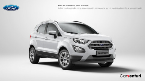 Ford Ecosport Freestyle 2021