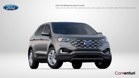 Ford Edge Ride 2020