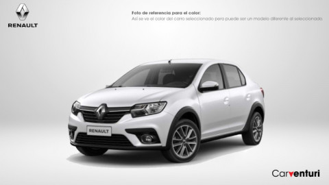 Renault Logan Life Ph2 2020