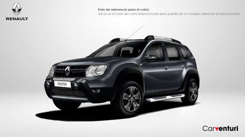 Renault Duster Intens 1