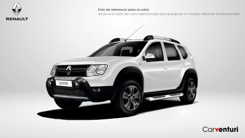 Renault Duster Intens 2.0 Mt Ulc 2021