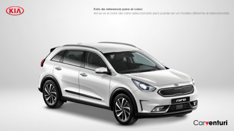 Kia Niro Emotion At 2021