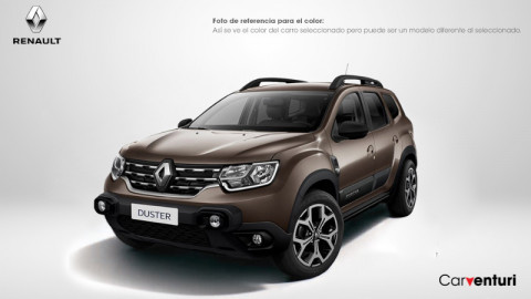 Renault Nueva Duster Outsider 1.3t Mt 4x4 2022
