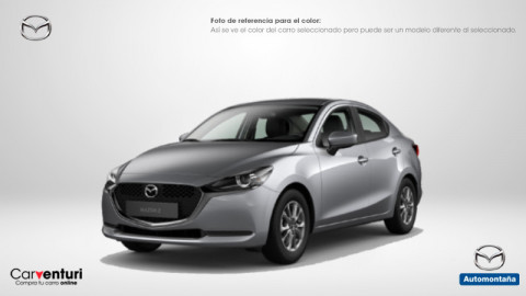 Mazda 2  Sedan 1.5 Mt Touring Cuero 2021