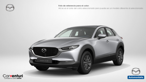 Mazda Cx30  4x2 Prime At 2.0l Paño 2021