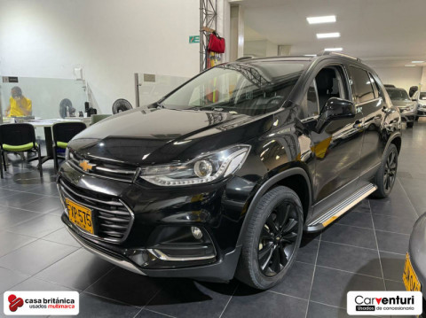 Chevrolet Tracker Ls 2018