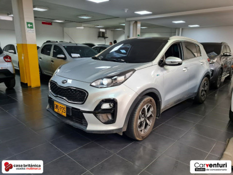 Kia Niro 4x2 AT 2020
